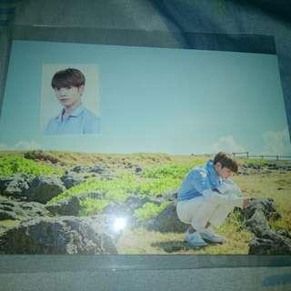 JK ID CARD AND POSTCARD SG18