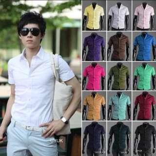 (2件/2pieces) 戶外旅行運動男潮流短袖裇衫恤衫 (有碼有款) (Seriessix系列) (包Buyup自取站取貨) (Short Sleeves Shirt) (#rep#)