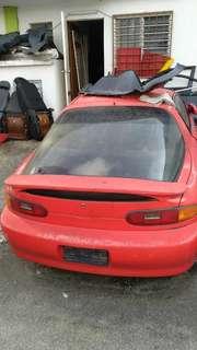 Mazda AZ3 parts