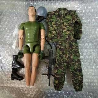 1/6 10吋 Royal Marines Commando 英軍海軍陸戰隊 Figure