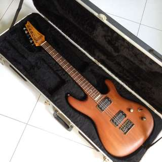 Ibanez JS Custom electric guitar