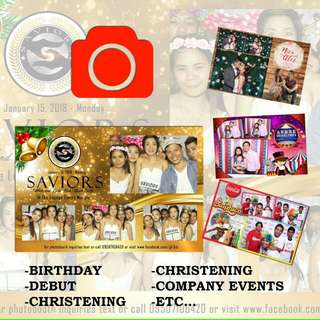 Photobooth Complete Business Package Rush Sale