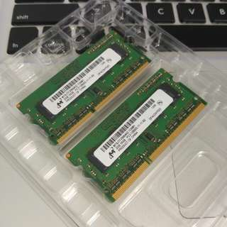 Original Macbook Pro RAM 2GB 1600mHz DDR3