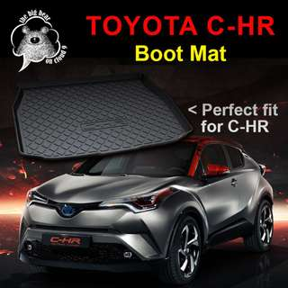 Toyota C-Hr Car Boot Tray