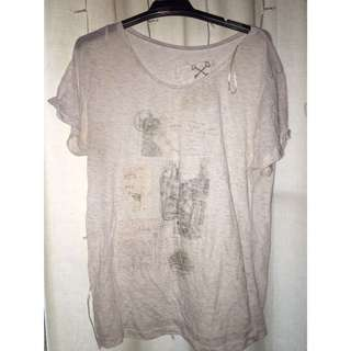 Graphic Shirt Size 10 / 12 / Medium Factorie