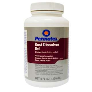 Rust Dissolver Gel