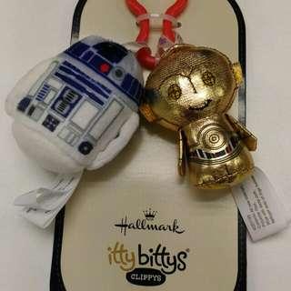 Stars Wars 公仔鎖匙扣