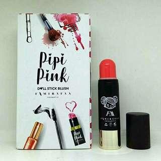 Pipi Pink Doll Stick Blush