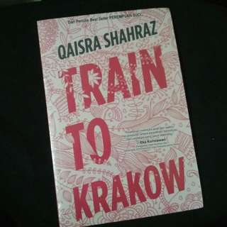 Novel Train to Krakow
