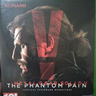 Metal Gear Phantom Pain
