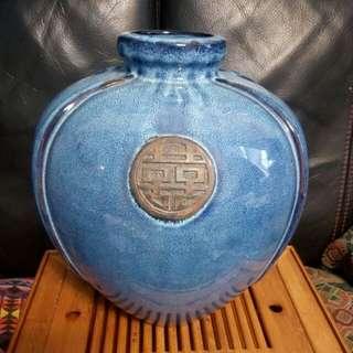 高34cm双喜瓶