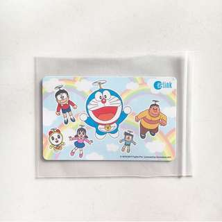 Limited Edition Doraemon EzLink Card
