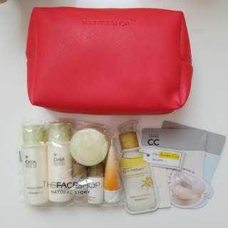 The Face Shop Sample Pack