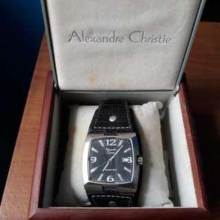 Jam Tangan Alexandre Christe