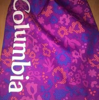 Columbia string bag