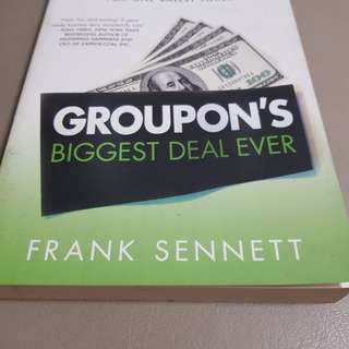 Book on Groupon