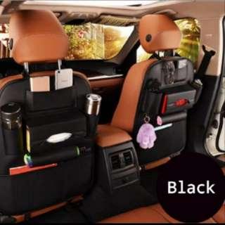Car rear/back seat organiser