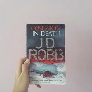Obsession In Death - J.D Robb