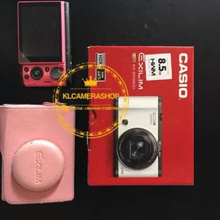 Casio Zr 3500 S|H  pink