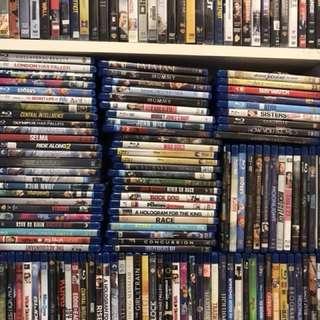 4K ULTRA HD, BLU RAY , DVD CLEARANCE SALES..