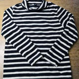 Uniqlo fleece top