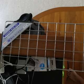 Cage - chrome wire net