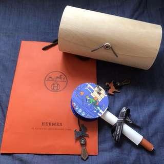 全新正版Hermes vip limited drum  全新正版Hermes vip 限定手搖鼓