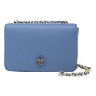 Tory Burch Whipstitch Logo Adjustable Sling bag