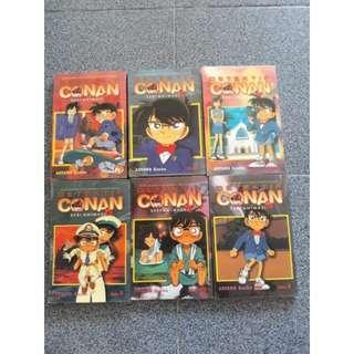 Detective Conan : Animasi