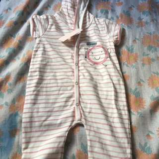 FREE SHIPPING Onesie with hood