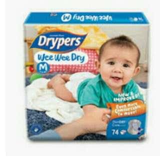 Dryper Wee Wee Dry