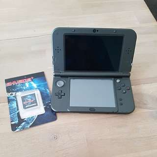 Nintendo 3DS XL with sky3ds+