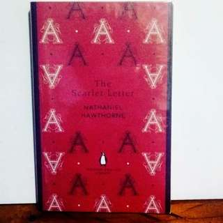 The Scarlet Letter by Nathaniel Hawthorne Penguin Classics