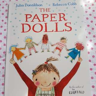 Julia Donaldson The Paper Dolls