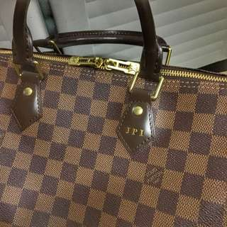 LV Speedy Bandouliere Free Hot Stamp!