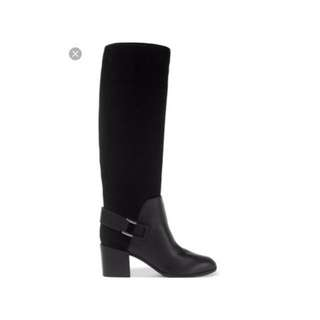 Sergio Rossi Knee-high Boots