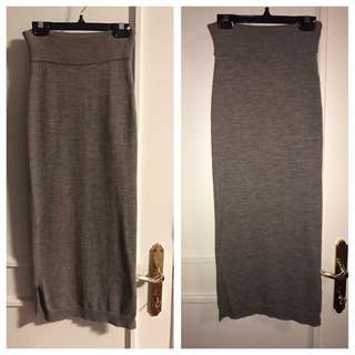 Aritzia Wilfred Wool Skirt Worn Once (Retail $135)