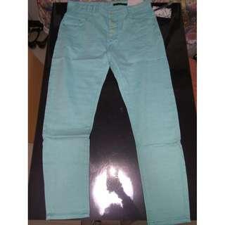 窄腳褲富彈性size 有28,25