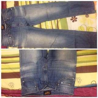Jeans free love