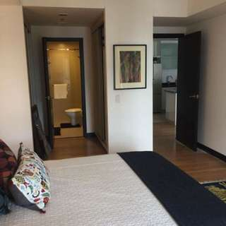 One Serendra For Lease