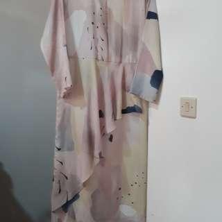 Syahdu Dress Size L
