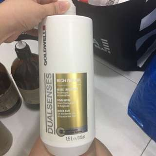 Goldwell 60sec  Hair Mask
