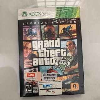 GTA V Special Edition (Xbox 360)