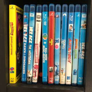 Selling Blu Ray Movies