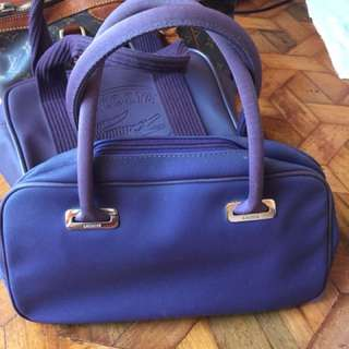 Authentic lacoste bags buy 1 take 1