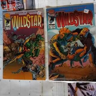 Wildstar comics