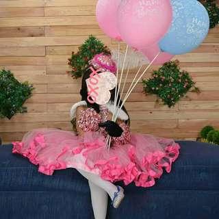 Queen Mullet costume