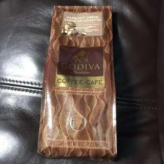 全新未開 Godiva 咖啡粉