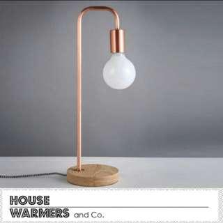 Minimalist Bedside Study Lamp