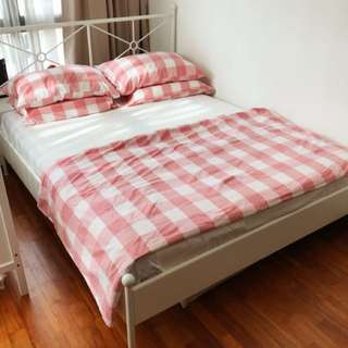 IKEA Queen (Double) Bed Frame
